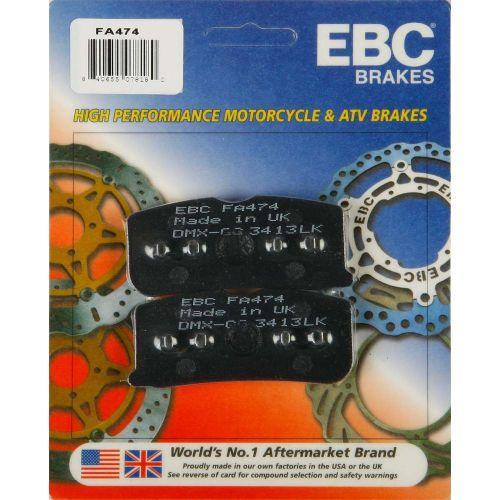 EBC Brake Pad Set  - FA474