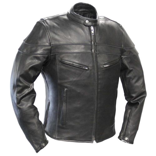Highway 2 Clyde Leather Jacket