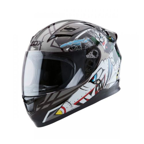 Zox Youth Sonic Junior Tom Cat MC Helmet