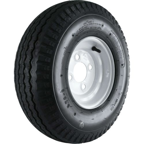Loadstar Trailer Tire & Rim Kit 570-8, 4 Hole