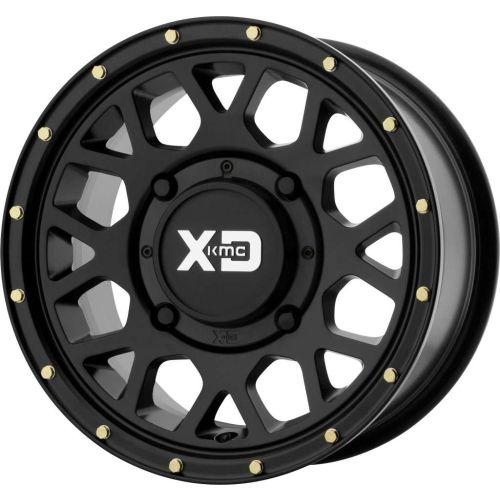 "KMC Wheels XS135 Grenade 14"" Rim - XS13547040710"