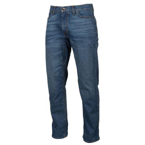 Klim K Forty 2 Straight Stretch Denim Riding Jeans