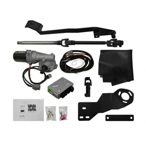 SuperATV Power Steering Kit for Polaris Ranger Midsize - PS-P-RAN400