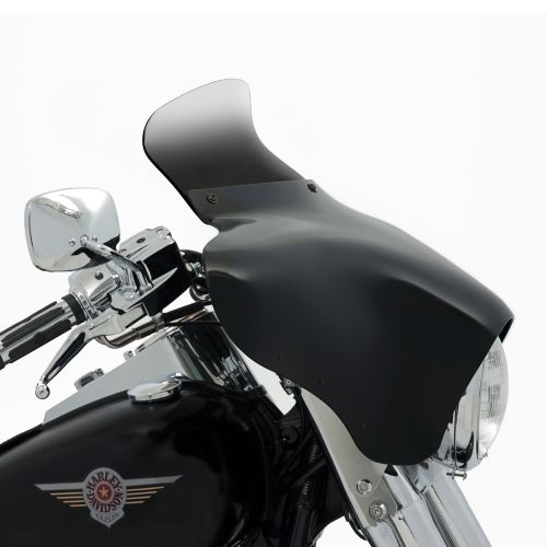 """Memphis Shades 5"""" Smoke Spoiler for Batwing Windshield -MEP8551"""