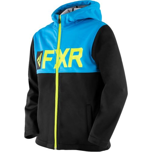 FXR Youth Helium Softshell Jacket