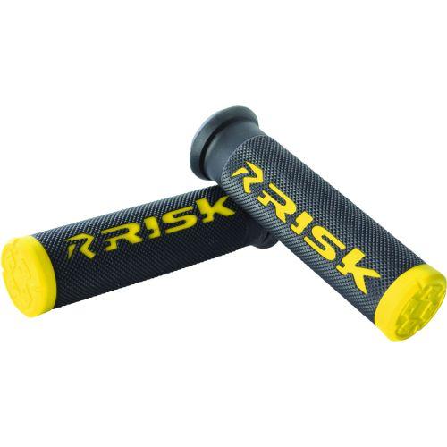 Risk Racing 2.0 Fusion Grips - ATV/Snowmobile