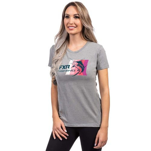 FXR Women's Marlin Tee