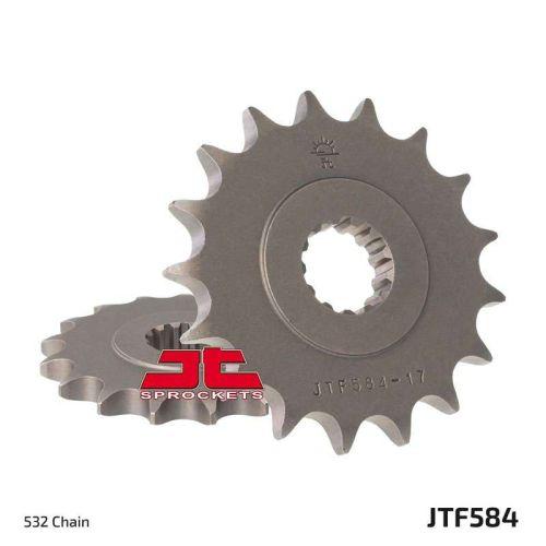 JT Sprockets 16T Sprocket for Yamaha