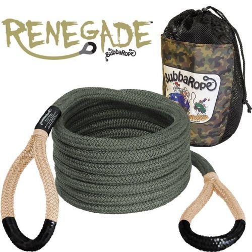 BubbaRope Renegade 20-Foot - 176655BKG