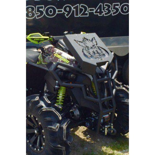Wild Boar Rad Relocation Kit With Bumper - 3478