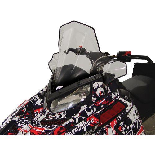 Powermadd Cobra Windshield for Polaris Pro-Ride Chassis - 11830