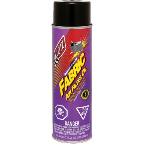 Klotz Fabric Air Filter Oil, 15.25oz
