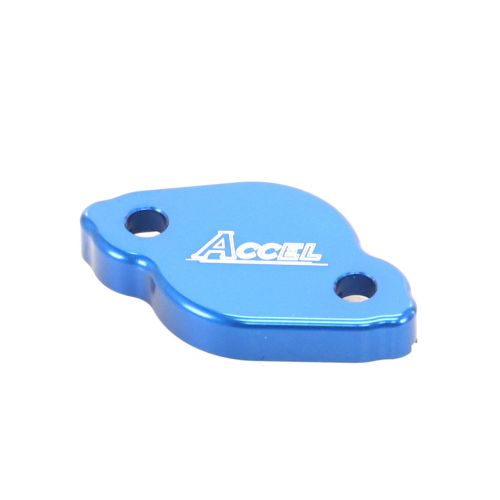 Accel Rear Master Cylinder Cover - RBC-02 Blue
