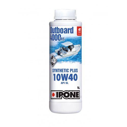 Ipone 4000RS 10W40 4-Stroke Oil