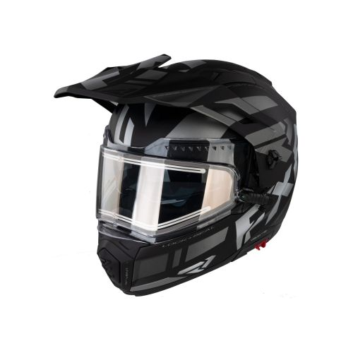 FXR Maverick X Modular Snow Helmet w/Electric Shield