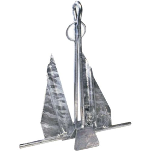 Seachoice Zinc-Plated Steel Anchor