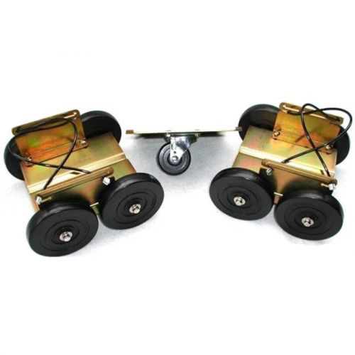 Extreme Max Power Wheels Steerable Dolly  - 5800.02