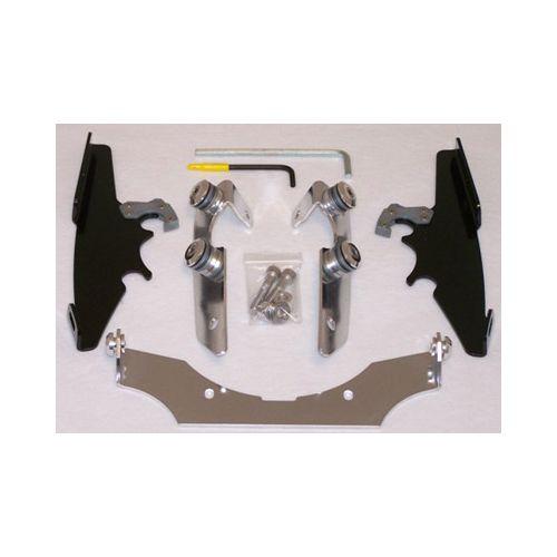 Memphis Shades Black Trigger-Lock Mount Kit - MEM8991