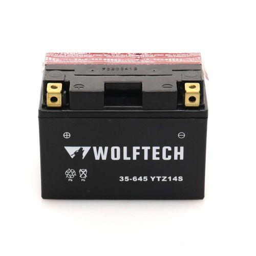 Wolftech Battery - YTZ14S