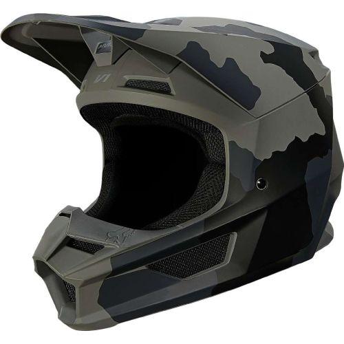 Fox Racing Youth V1 Trev MX Helmet