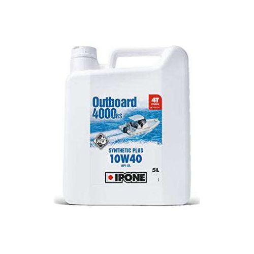 Ipone Marine Outboard 4000 4-Stroke Semi-Synthetic Oil