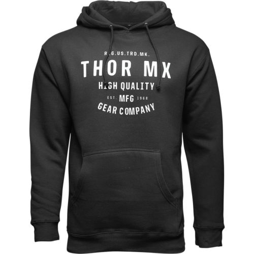 Thor Crafted Fleece Pullover