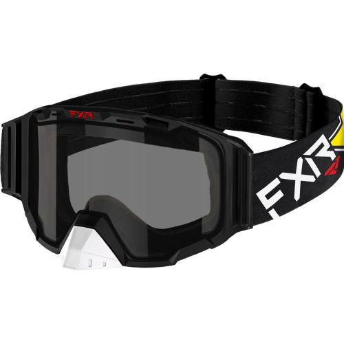 FXR Double Lens Maverick Rockstar Snow Goggle