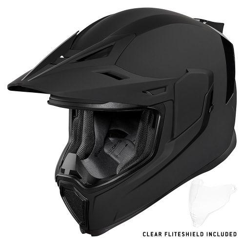 Icon Airflite Moto MC Helmet