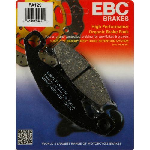 EBC Brake Pad Set  - FA129