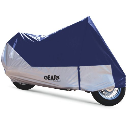 Gears Body Guard Motorcycle Cover