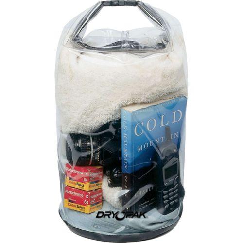 "Kwik Tek Dry Pak Roll-Top Gear Bag 9.5"" x 16"" - WB3"