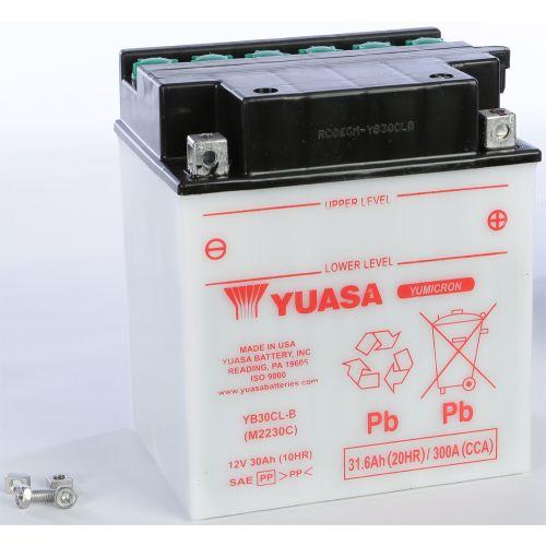 Yuasa Battery for Sea-Doo - YB30CL-B