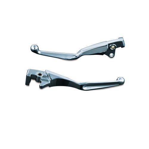 Kuryakyn Wide Style Brake & Clutch Levers for Yamaha - 7419