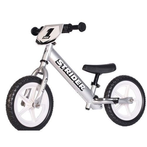 "Strider Kids' 12"" Pro Aluminum Balance Bike"