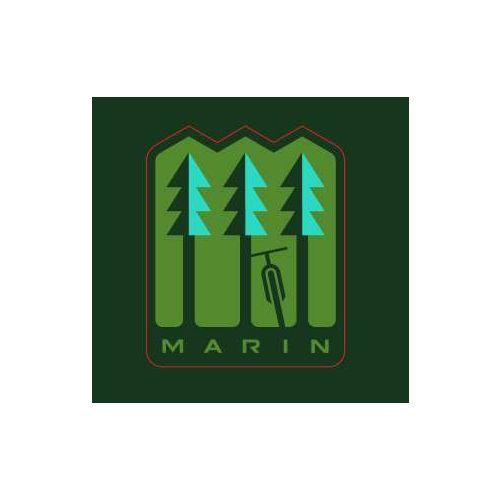 Marin Three Trees Sticker