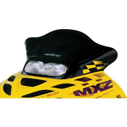Powermadd Cobra Windshield for Ski-Doo ZX - 13225