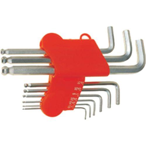 Maxx 9 Piece Hex Key Set - 19-029707