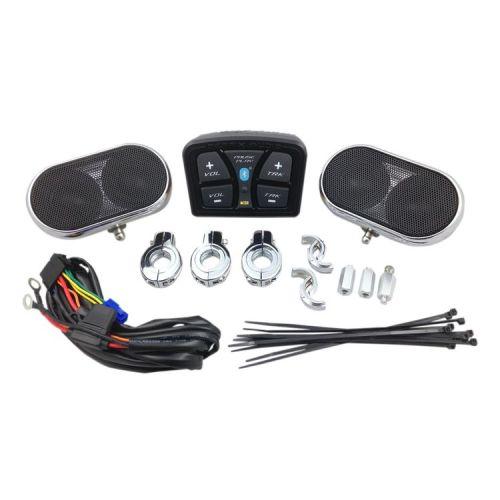 Hogtunes Handlebar Bluetooth Audio System - MA4-BT