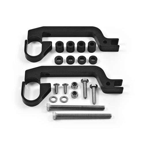 PowerMadd Sentinel Handguard Mount Kit for Dirt Bikes/Motorcycles/ATVs - 34452