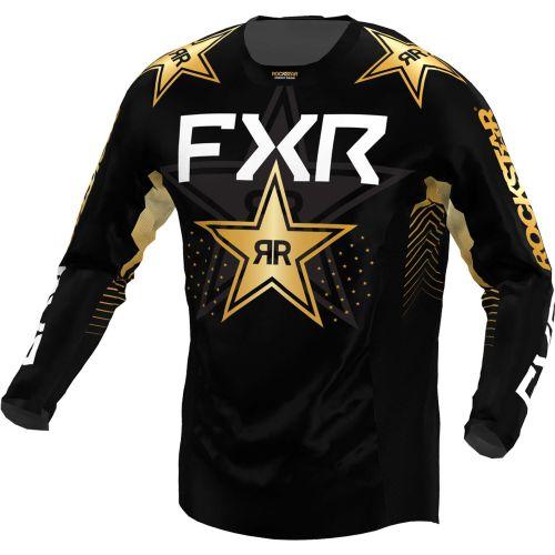 FXR Rockstar Podium MX Jersey