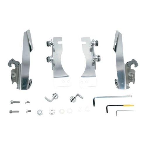 Memphis Shades Chrome Trigger-Lock Mount Kit - MEM8979