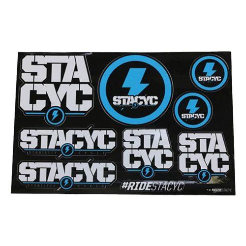 Stacyc Sticker Sheet
