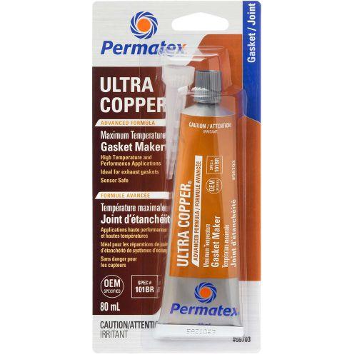 Permatex Ultra Copper Silicone - 59703