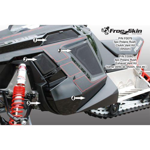Frogzskin Vents - F0080