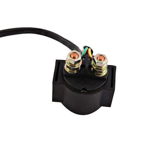 MOGO Parts Solenoid/Relay, 2 Pole - 08-0500