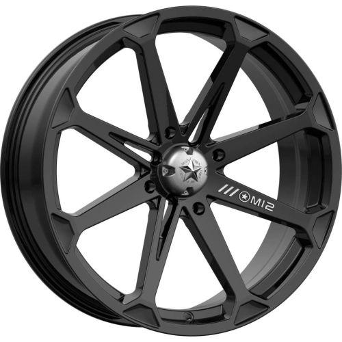 """MSA Offroad Wheels M12 Diesel 14"""" Rim - M12-04710"""