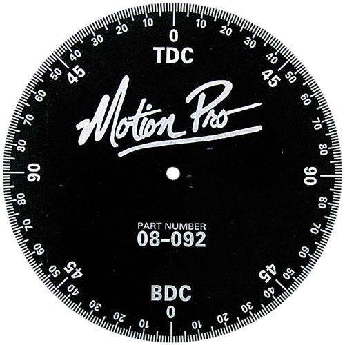 Motion Pro Degree Wheel - 08-0092