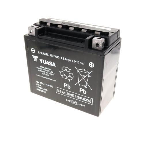 Yuasa Battery - YTX20L-BS