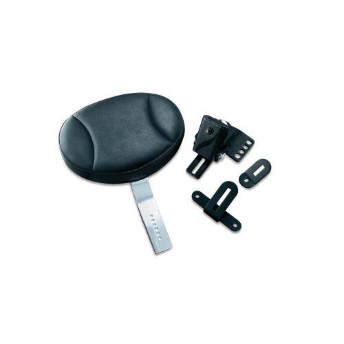 Kuryakyn Plug-In Driver Backrest for Harley-Davidson - 1670