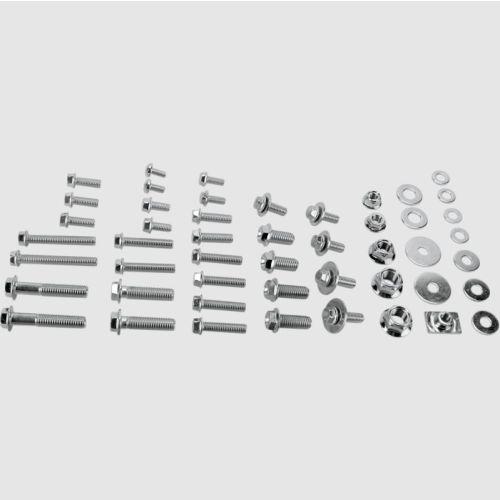 Maxx Track Box Hardware Kit for Import Bikes, 54 Pieces